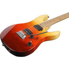 Ibanez AZ242F-TSG Tequila Sunrise Gradation AZ Premium Electric Guitar | Music Experience | Shop Online | South Africa