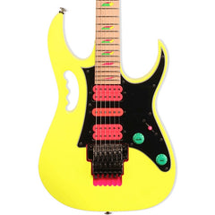 Ibanez JEM777-DY Steve Vai Signature 30th Anniversary Model Desert Yellow | Music Experience | Shop Online | South Africa