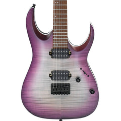 Ibanez RGA42FM-TLF RGA Series Transparent Purple Burst Flat Electric Guitar | Music Experience | Shop Online | South Africa
