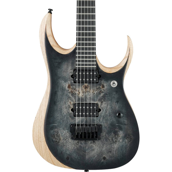 Ibanez RGDIX6PB-SKB Iron Label - Surreal Black Burst Electric Guitar | Music Experience | Shop Online | South Africa