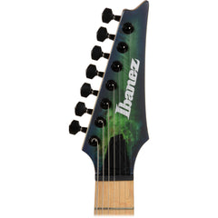 Ibanez RGDIX7MPB-SBB Iron Label - Surreal Blue Burst | Music Experience | Shop Online | South Africa