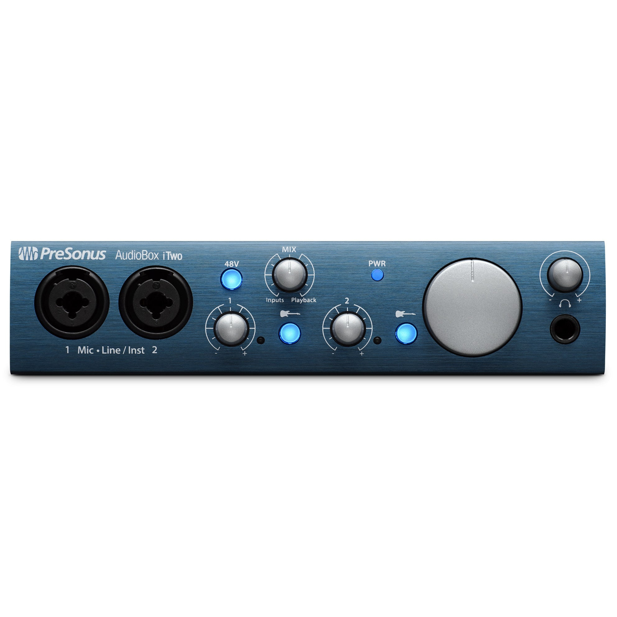 PreSonus AudioBox iTwo Interface | Music Experience Online | South Africa