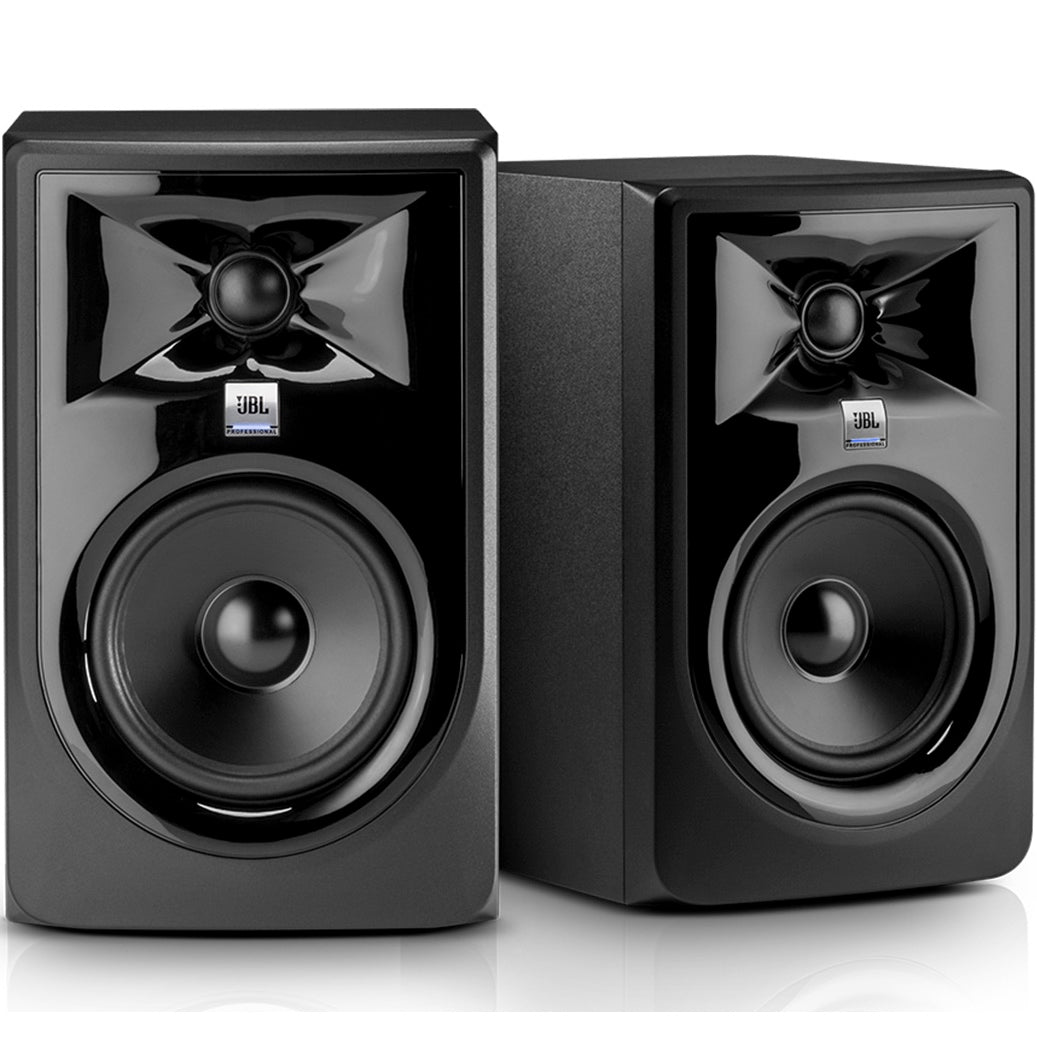 "JBL 308P MKII 8"" Powered Studio Monitor Pair 