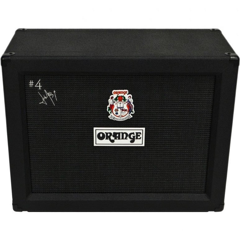 "Orange Signature #4 Jim Root PPC212 2x12"" 120-watt Speaker Cabinet 