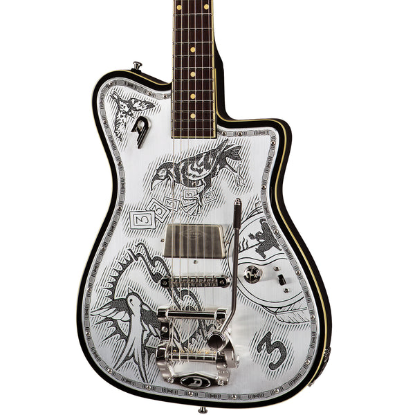 Duesenberg Alliance Johnny Depp DJD-BK