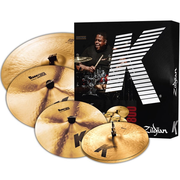 Zildjian K Series Cymbal Box Set K0800 | Music Experience | Shop Online | South Africa