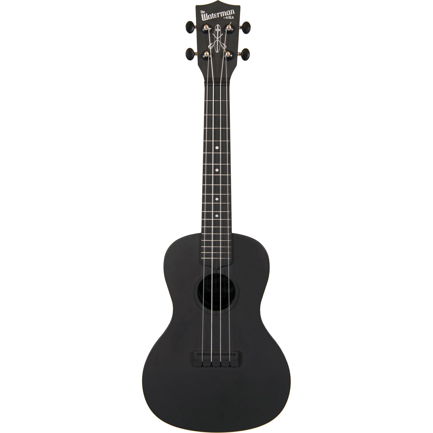 Kala KA-CWB-BK Waterman Concert Black | Music Experience | Shop Online | South Africa