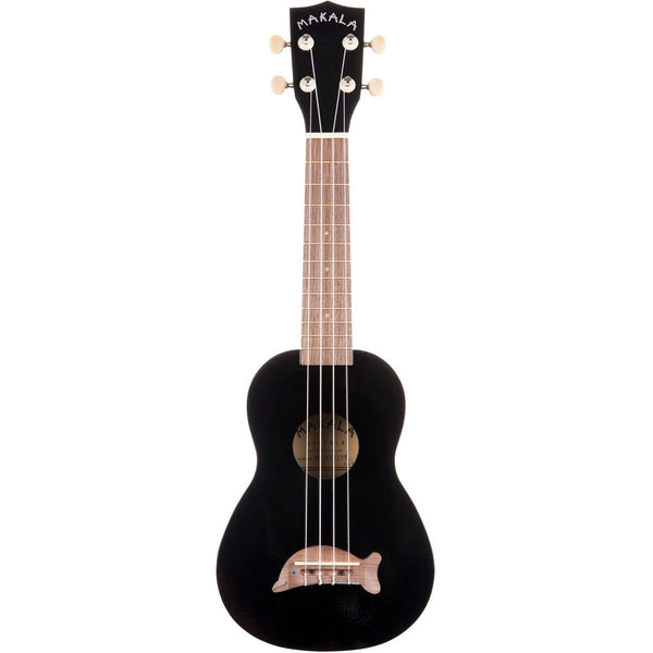 Kala MK-SD/CBK Makala Charcoal Black Soprano Dolphin | Music Experience | Shop Online | South Africa