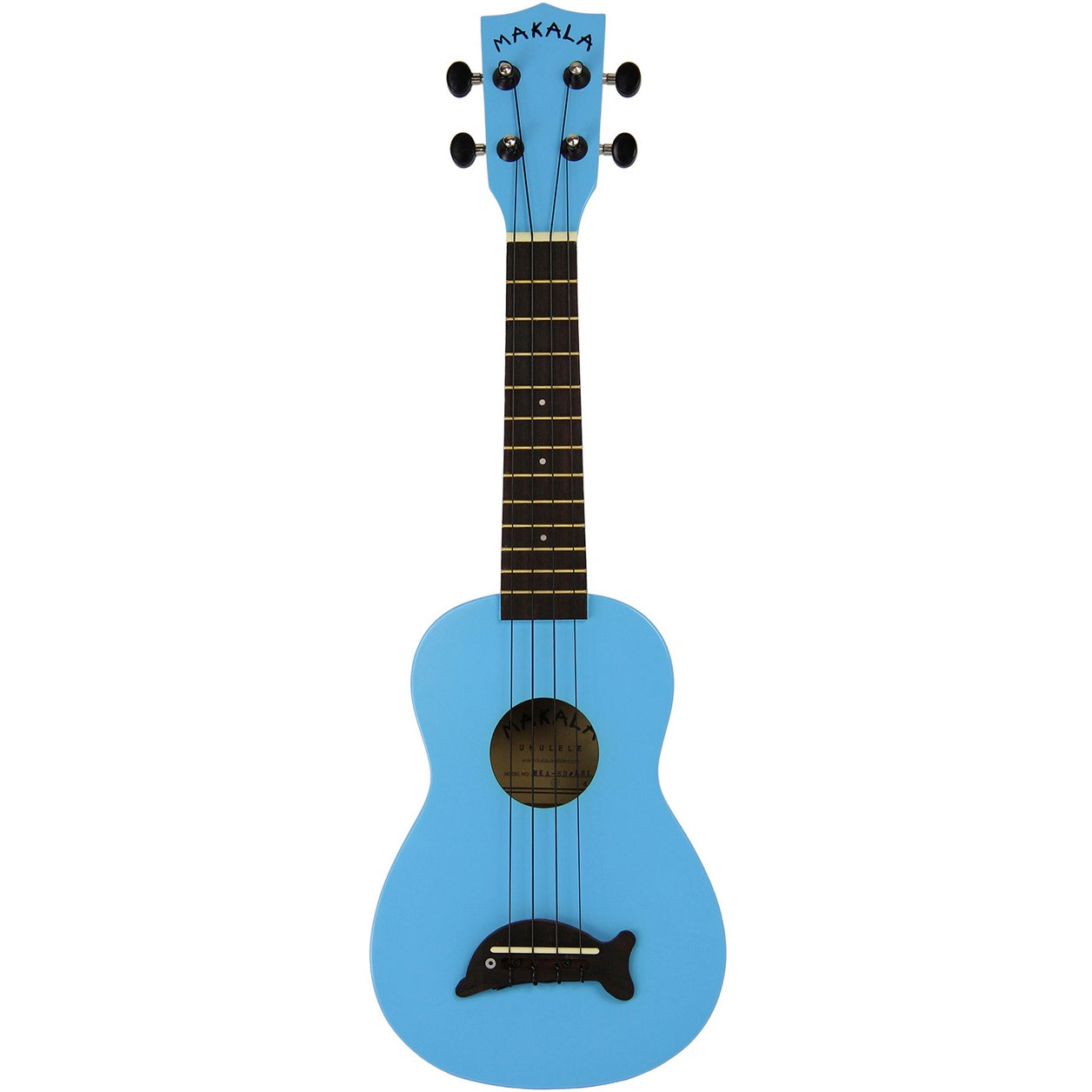 Kala MK-SD/LBL Makala Light Blue Soprano Dolphin | Music Experience | Shop Online | South Africa
