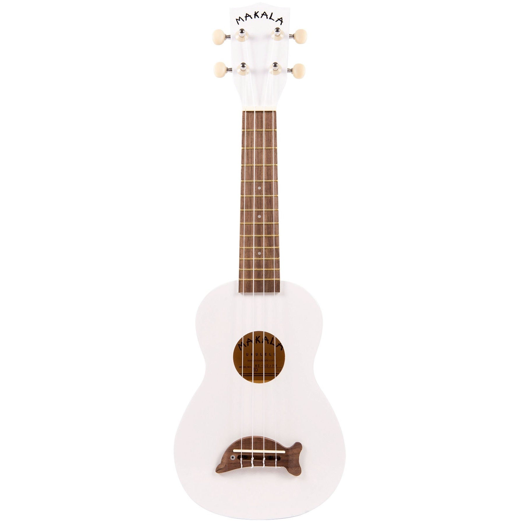 Kala MK-SD/PW Makala Pearl White Soprano Dolphin | Music Experience | Shop Online | South Africa