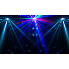 Chauvet DJ Kinta FX 3-in1 LED Derby/Laser/Strobe Multi Effect Light | Music Experience | Shop Online | South Africa