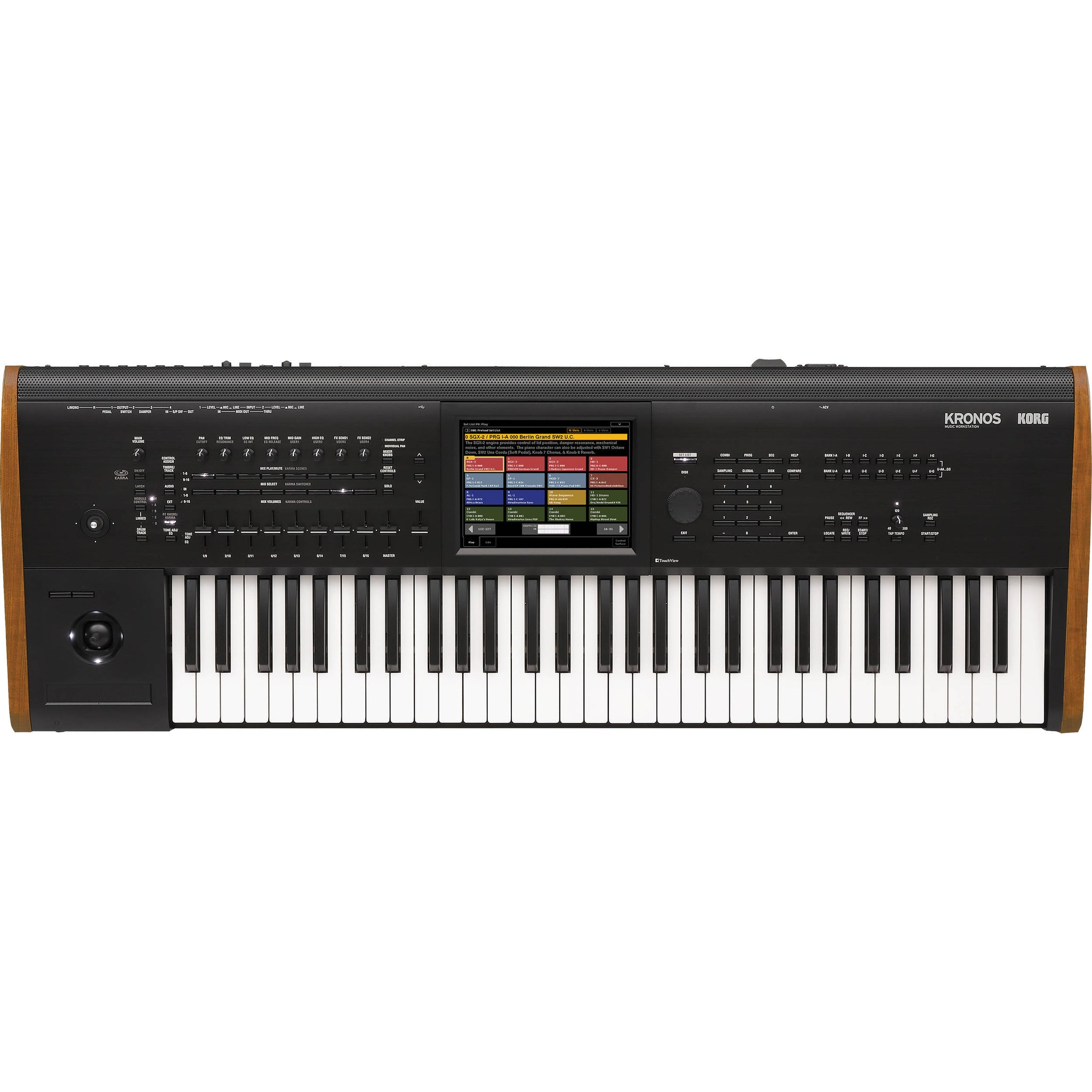 Korg Kronos 61-Key Synthesizer Workstation | Music Experience | Shop Online | South Africa