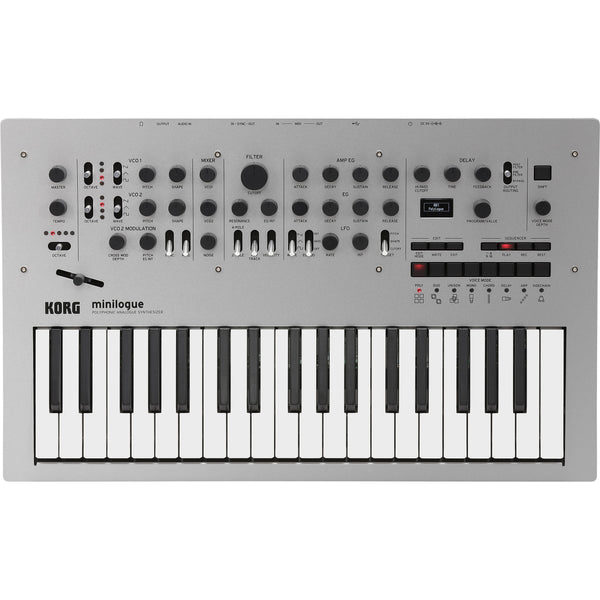 Korg Minilogue Polyphonic Analogue Synthesizer | Music Experience | Shop Online | South Africa