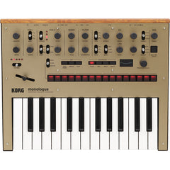 Korg Monologue Monophonic Analogue Synthesizer Gold | Music Experience | Shop Online | South Africa
