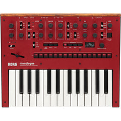Korg Monologue Monophonic Analogue Synthesizer Red | Music Experience | Shop Online | South Africa