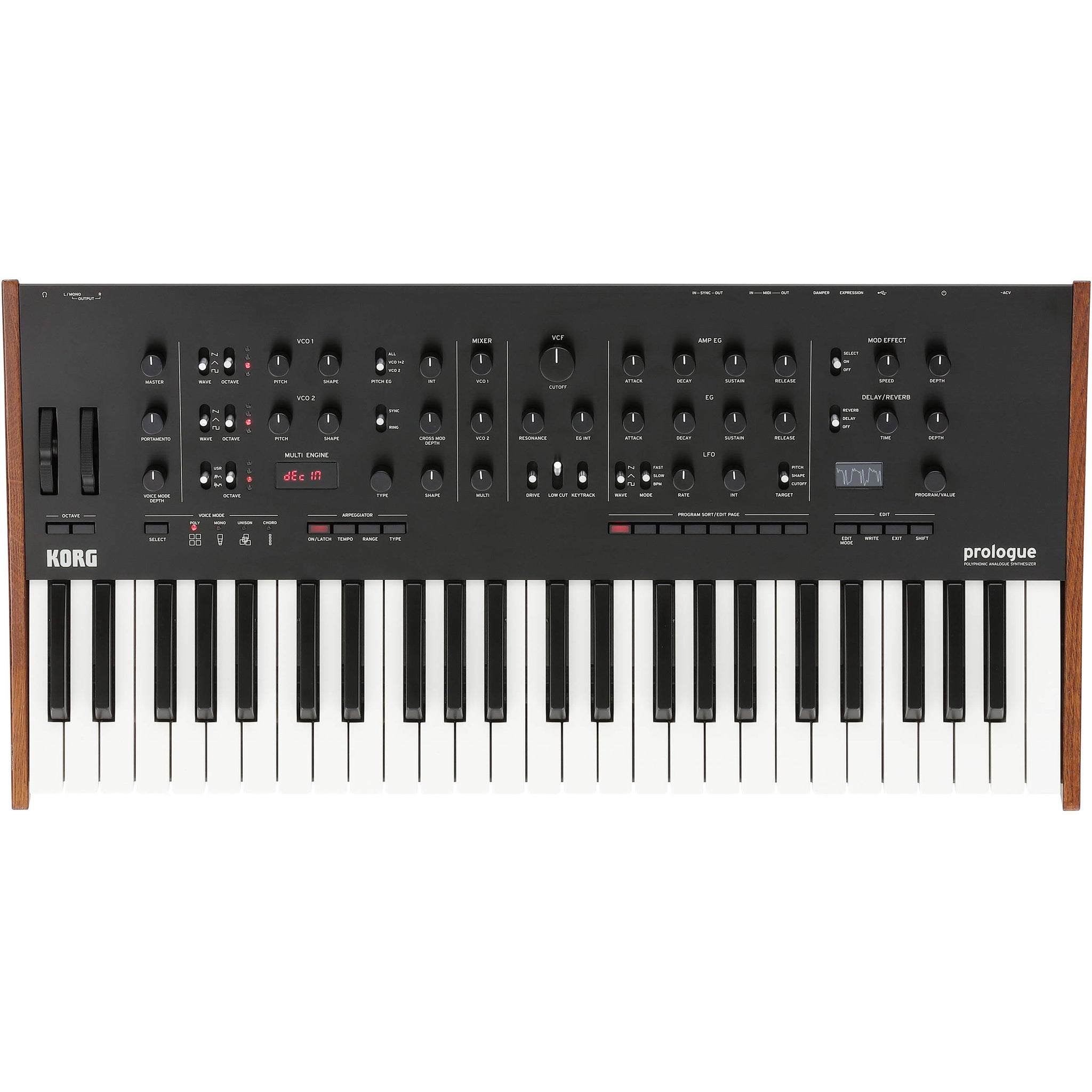 Korg Prologue-8 Polyphonic Analogue Synthesizer | Music Experience | Shop Online | South Africa