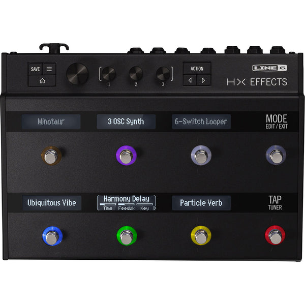 Line 6 HX Effects Guitar Multi-effects Floor Processor | Music Experience | Shop Online | South Africa