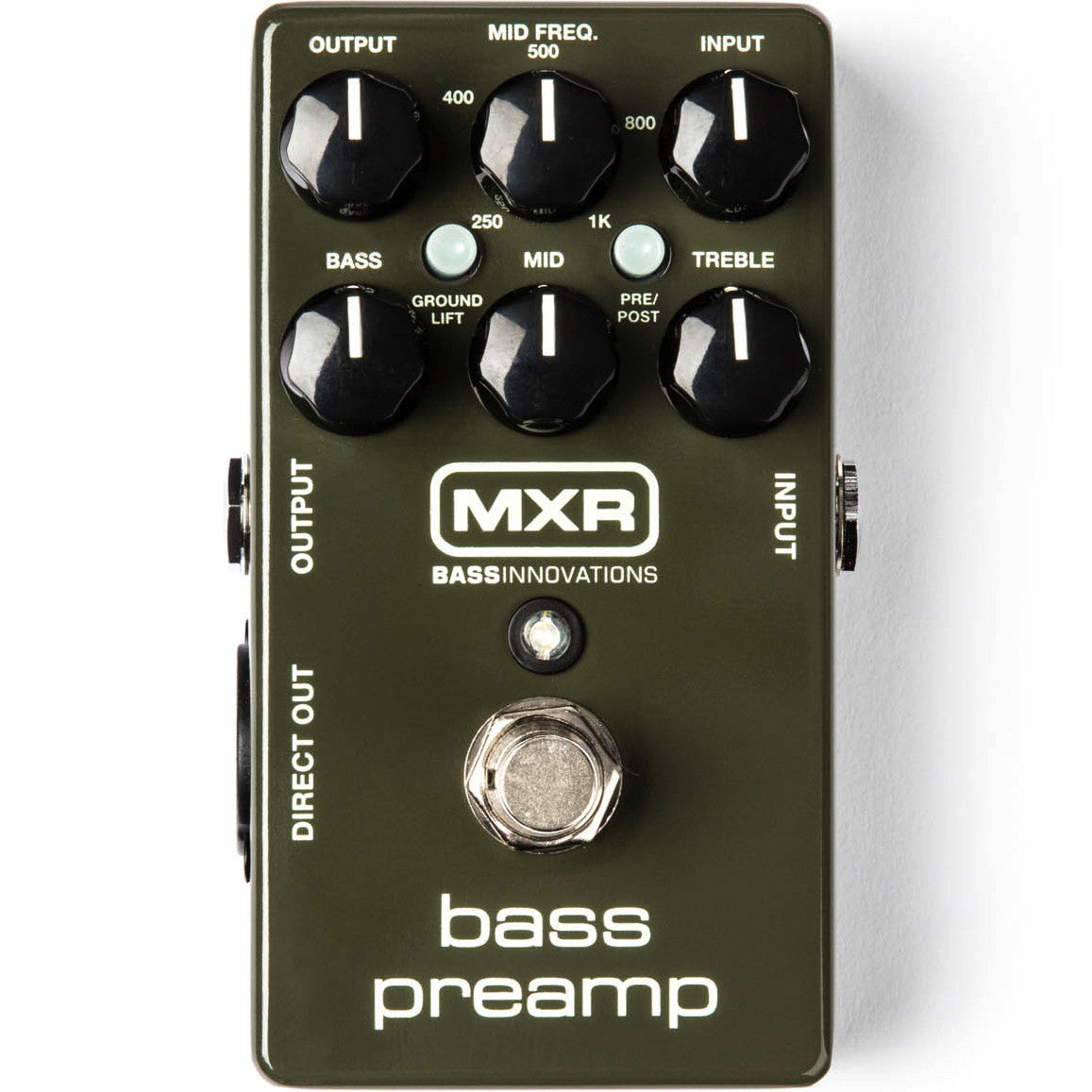 MXR M81 Bass Preamp Pedal | Music Experience | Online Shop | South Africa