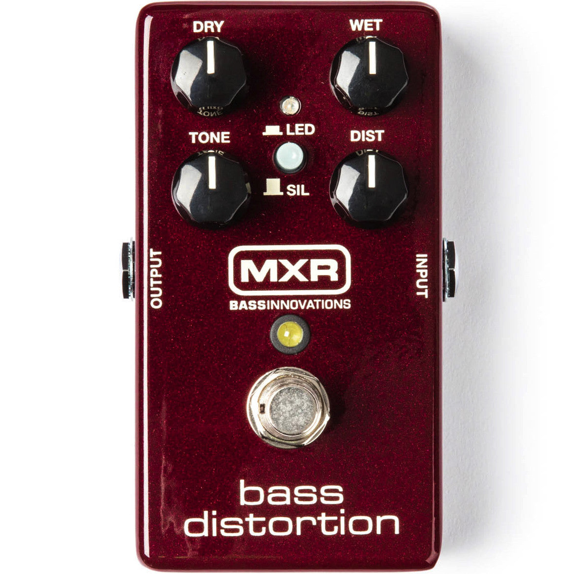 MXR M85 Bass Distortion Pedal | Music Experience | Shop Online | South Africa
