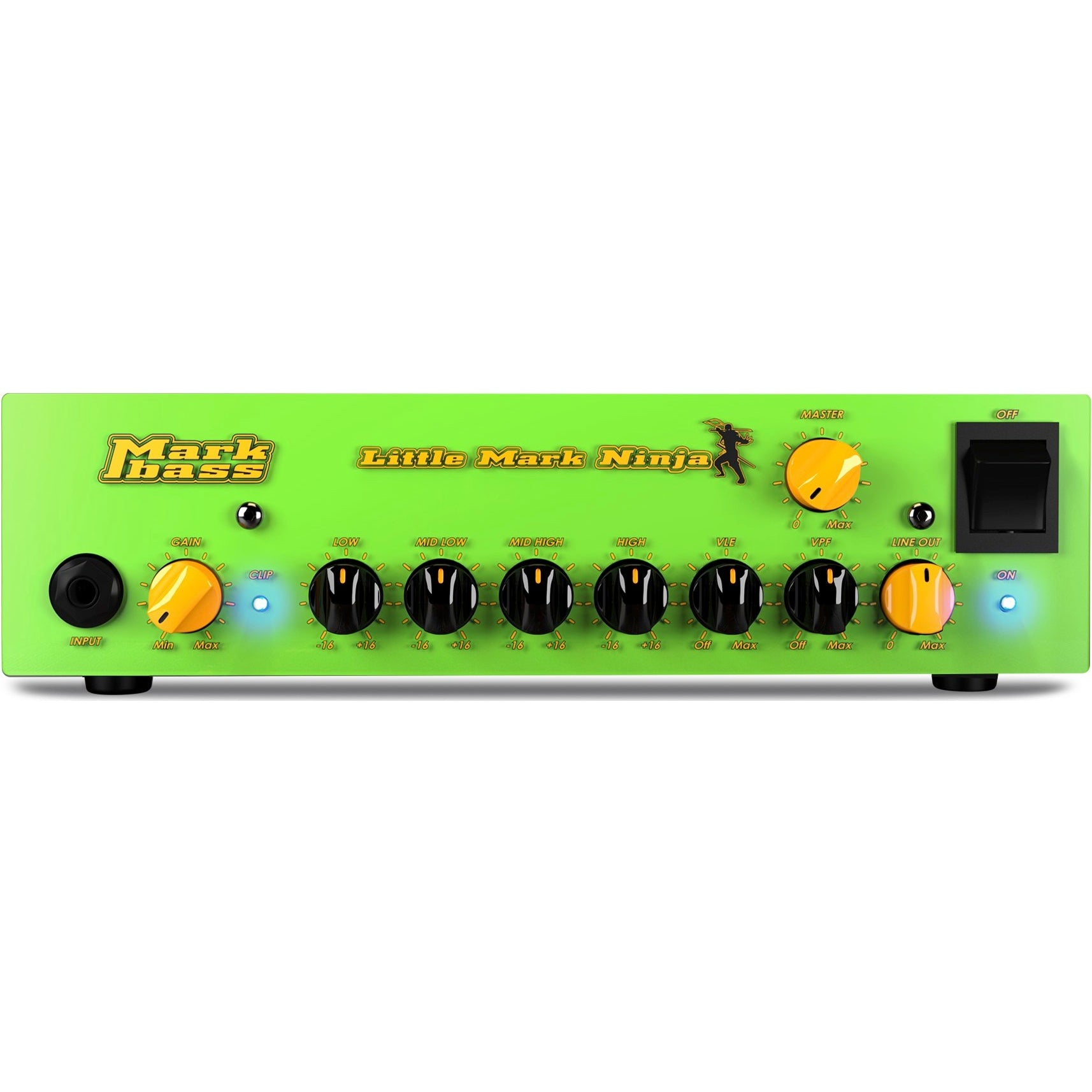 Markbass Little Mark Ninja Bass Amp Head | Music Experience | Shop Online | South Africa