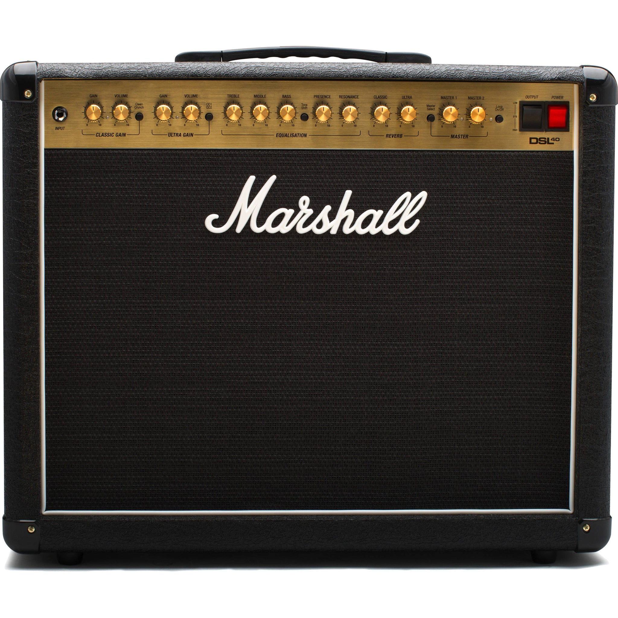 "Marshall DSL40CR 40-watt 1x12"" Tube Combo 