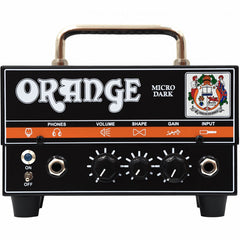 Orange Micro Dark 20-watt Hybrid Head | Music Experience Online | South Africa