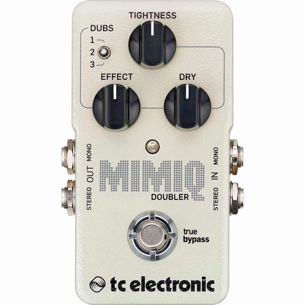 TC Electronic Mimiq Doubler | Music Experience | Shop Online | South Africa