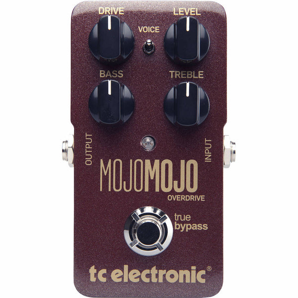 TC Electronic MojoMojo Overdrive | Music Experience | Shop Online | South Africa