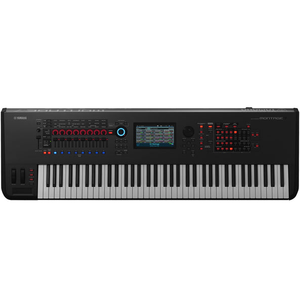 Yamaha Montage 7 Synthesizer | Music Experience | Shop Online | South Africa