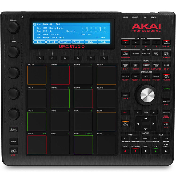Akai Professional MPC Studio Music Production Controller | Music Experience | Shop Online | South Africa