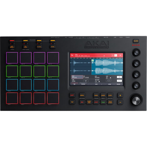 Akai Professional MPC Touch Music Production Pad Controller | Music Experience | Shop Online | South Africa