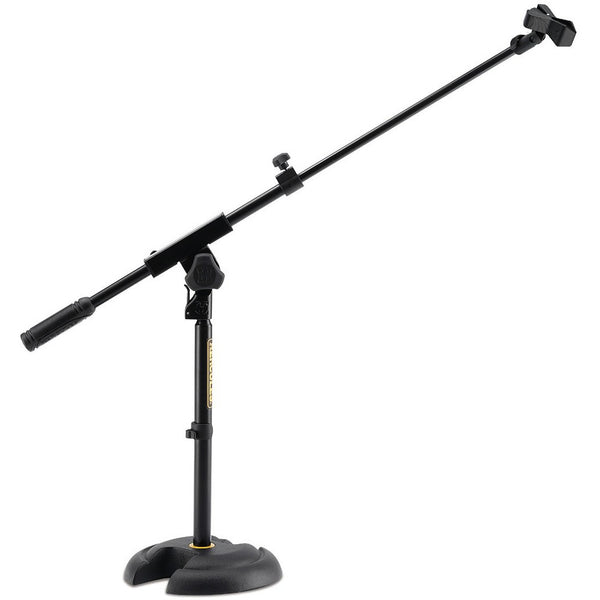 Hercules MS120B Low-Profile, Short Microphone Boom Stand