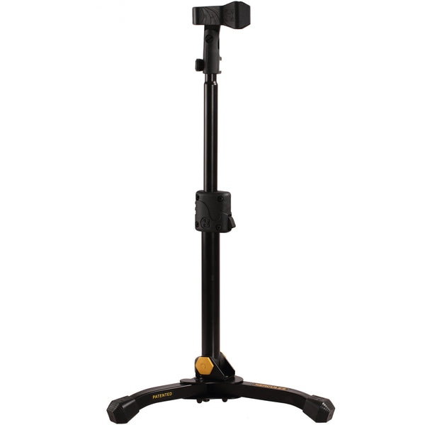 Hercules Stands MS300B Low-Profile Tilt Base Microphone Stand