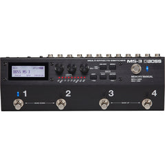 Boss MS-3 Multi Effects Switcher | Music Experience | Shop Online | South Africa