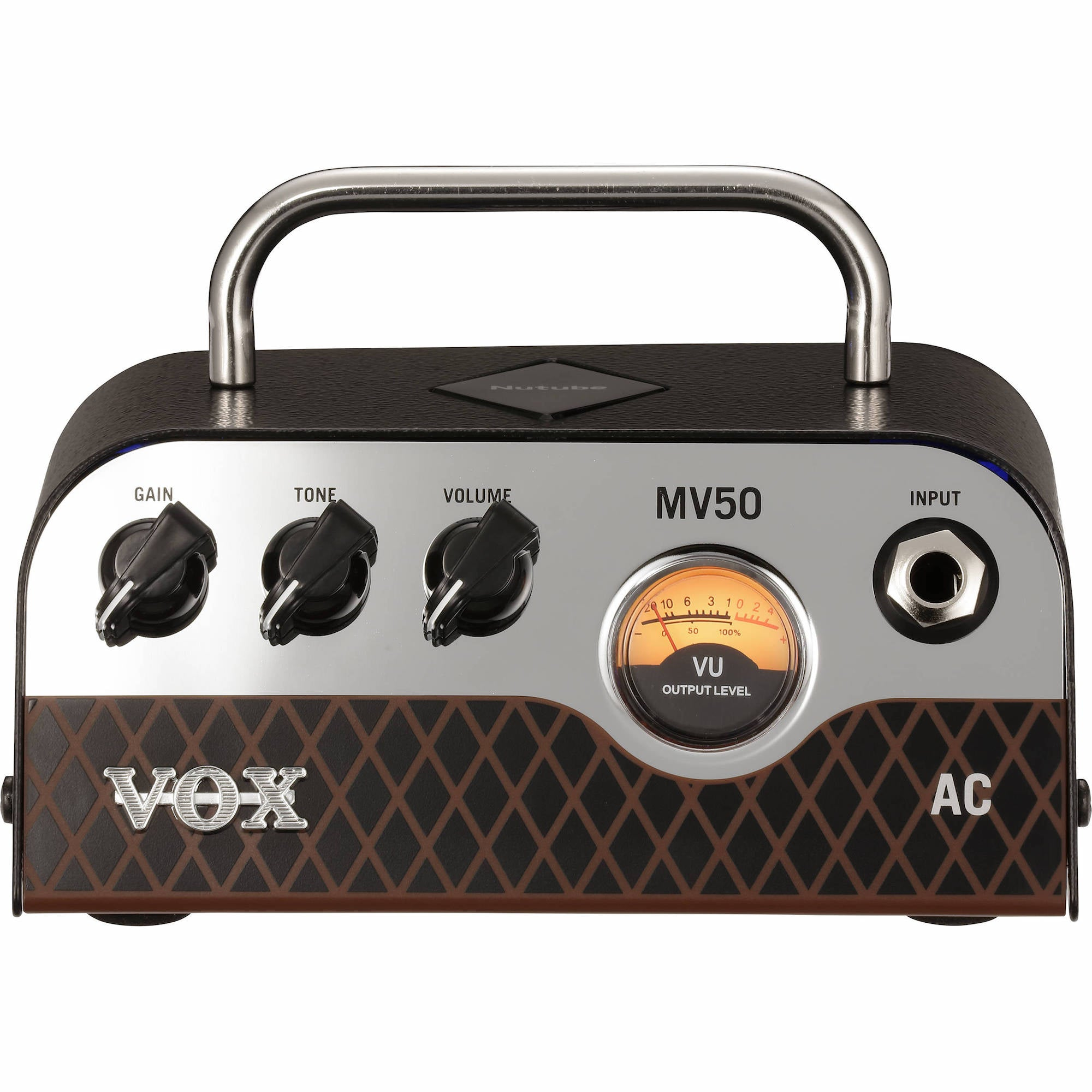 Vox MV50 AC 50-watt Hybrid Tube Head | Music Experience | Shop Online | South Africa