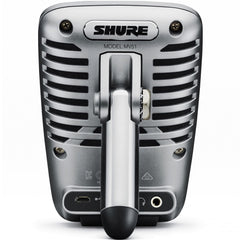 Shure MV51 Digital Condenser Microphone | Music Experience | Shop Online