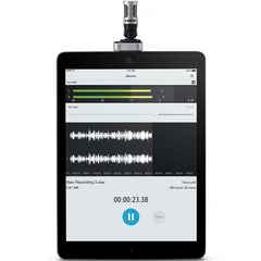 Shure MOTIV MV88 iOS Digital Stereo Condenser Microphone | Music Experience Online | South Africa