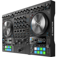 Native Instruments Traktor Kontrol S4 MK3 | Music Experience | Shop Online | South Africa