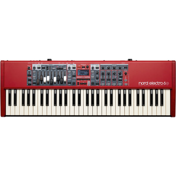 Nord Electro 6D 61-Note Semi Weighted Waterfall Action Keybed Digital Stage Piano | Music Experience | Shop Online | South Africa