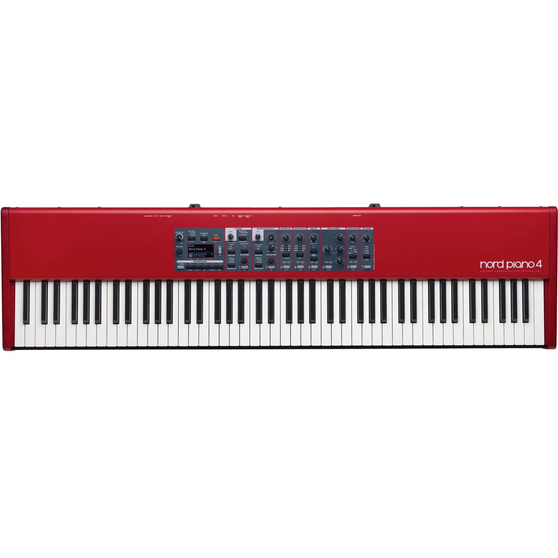 Nord Piano 4 88-Note Weighted Hammer Action Keybed Digital Stage Piano | Music Experience | Shop Online | South Africa