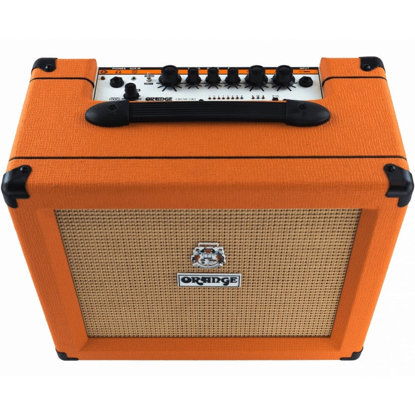 "Orange Crush 35RT - 35W 1x10"" Guitar Combo Amp 