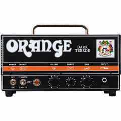 Orange Dark Terror 15/7-watt Hi-Gain Tube Head | Music Experience Online | South Africa
