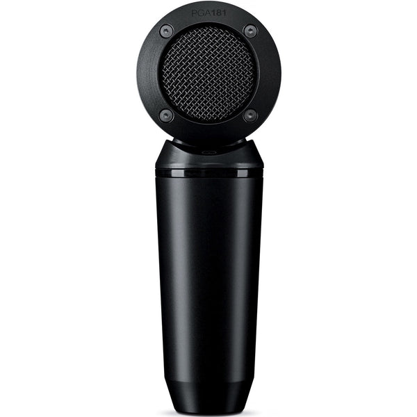 Shure PGA181 Side-Adress Cardioid Condenser Microphone | Music Experience Online | South Africa