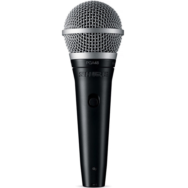 Shure PGA48 Handheld Dynamic Vocal Microphone