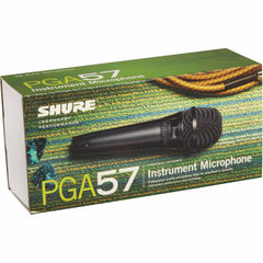 Shure PGA57 Dynamic Instrument Microphone | Music Experience | Shop Online | South Africa