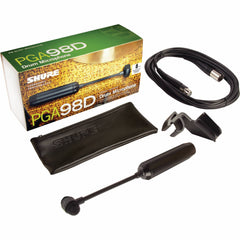 Shure PGA98D Cardioid Condenser Drum Microphone | Music Experience | Shop Online | South Africa
