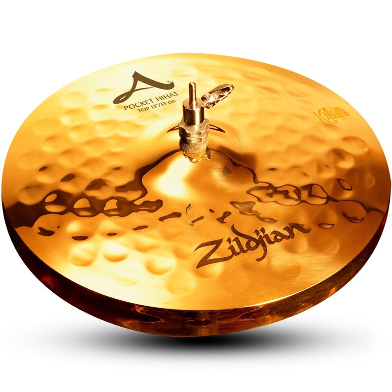 "Zildjian A0144 A Series 13"" Pocket Hi-Hat Pair"