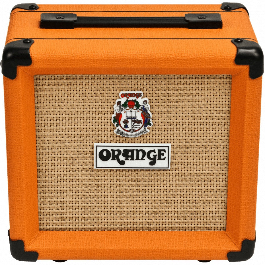 "Orange PPC108 20-watt 1x8"" Speaker Cabinet 8-ohm 
