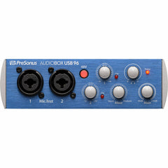 PreSonus AudioBox USB 96 Recording Interface | Music Experience | Shop Online | South Africa