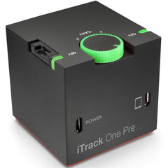 Focusrite iTrack One Pre iOS Audio Recording Interface | Music Experience | Shop Online | South Africa